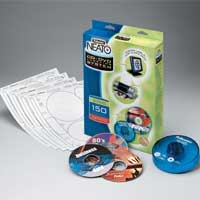 Neato CD/DVD Labeling System