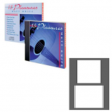 PhotoMatte Jewel Case Inserts/Tray Liners -20 Pack