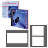 PhotoMatte Jewel Case Inserts - 100 Sets