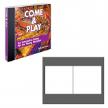 High Gloss Jewel Case Inserts - 50 Booklets