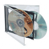 Double CD Jewel Cases - Assembled - 50 Pack