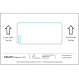 Refill Pack - 10 Blank Skins - FREE SHIPPING OFFER